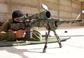 ЦАХАЛ заказывает новые снайперские винтовки для элиты спецназа