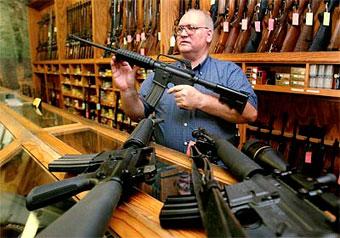 Греция - жители скупают оружие в период кризиса