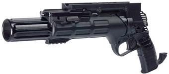 Israeli Weapon Industries представила новый подствольный гранатомет