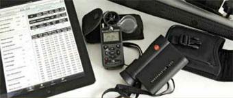 Leica и Kestrel - выбор профессионалов