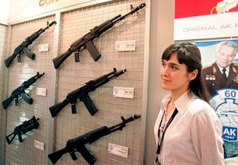 Любители оружия в США финансируют переоснащение «Ижмаша»