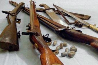 В России разрешили не регистрировать коллекционное оружие