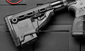 FAB Defense GL-MAG M4 Survival Buttstock — телескопический приклад с магазином