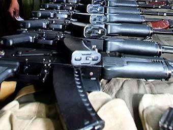 Рынок стрелкового оружия оценили в 10 миллиардов долларов