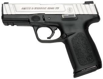 Новинки от Smith&Wesson - пистолеты SD9 VE и SD40 VE
