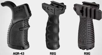 AGR-43, REG, RSG — три новых изделия от FAB Defense