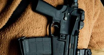 Umbrella Corporation AR-15 Rifle Grip — более вертикальная рукоятка для AR-15