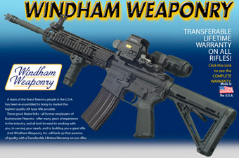 Windham Weaponry - наследие Bushmaster