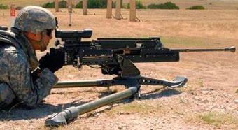 Армия США отказывается от пулемета XM806