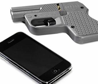 двуствольный тактический карманный пистолет DoubleTap Tactical Pocket Pistol