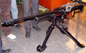 крупнокалиберное снайперское ружье К-15
