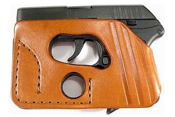 Кобура-бумажник для пистолета
