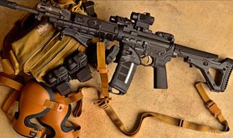 Оружейный ремень Strike Industries S3 Sling