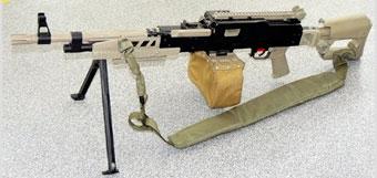Польша представила новый пулемёт UKM-2013