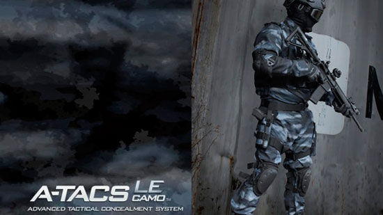 A-TACS LE (Law Enforcement) Camo