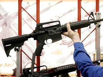Винтовка Bushmaster AR-15