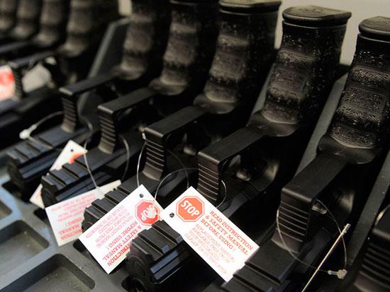 Под Рождество американцы закупились оружием и патронами на несколько лет вперед