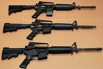 Винтовки AR-15