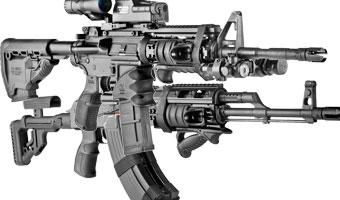 VTS и PTK — новые изделия от FAB Defense