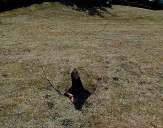 Создан камуфляж, который будет делать солдат невидимыми