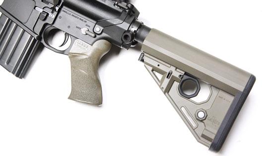 Телескопический приклад LaRue Tactical RAT Stock