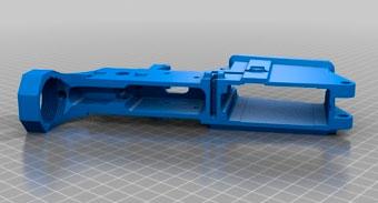 Напечатанная на 3D-принтере часть оружия выдержала 6 выстрелов