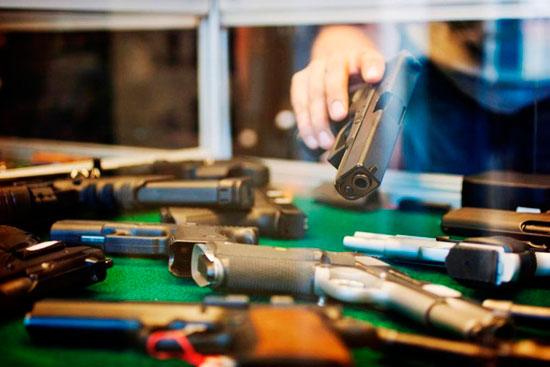 Нелегальное оружие в Финляндии