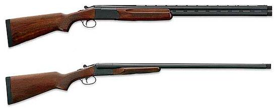 Новые ружья Stoeger