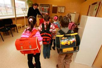 В США массово скупают детские пуленепробиваемые рюкзаки