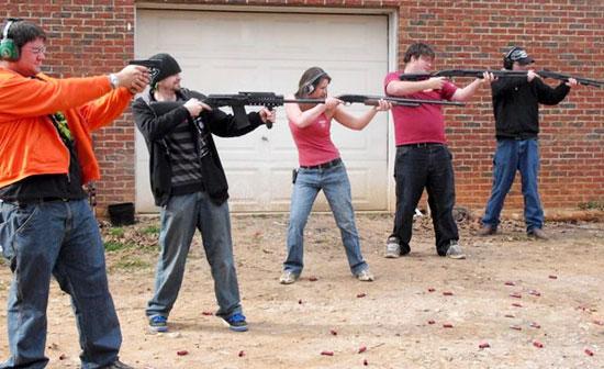 Жители США за 3 дня скупили 3-летний запас патронов