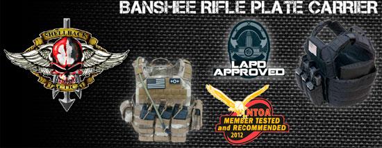 Новая продукция Shellback Tactical к SHOT Show 2013