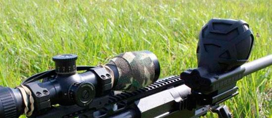 Современные технологии против снайперов