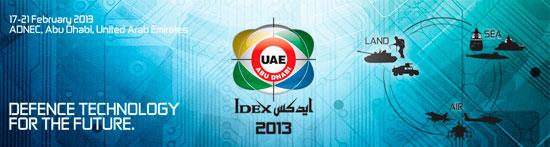 IDEX-2013
