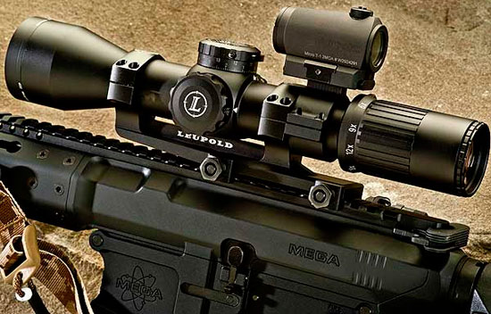 Leupold Enhanced Combat Optical Sight, Optimized (ECOS-O) System