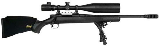 Mossberg ATR Night Train 2 .308