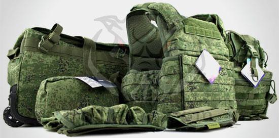 PROF1 Group начинает продажу снаряжения P1G-Tac в камуфляже ЕМР