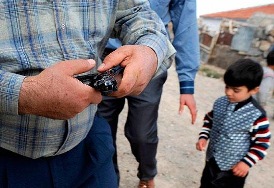 Турция: 80% нелегального оружия