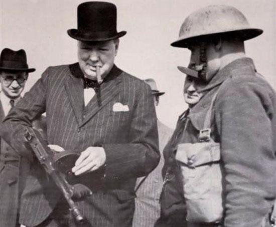 Британцы хотят вернуть себе оружие