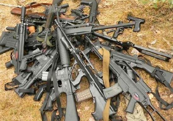 Факты об оружии: Португалия