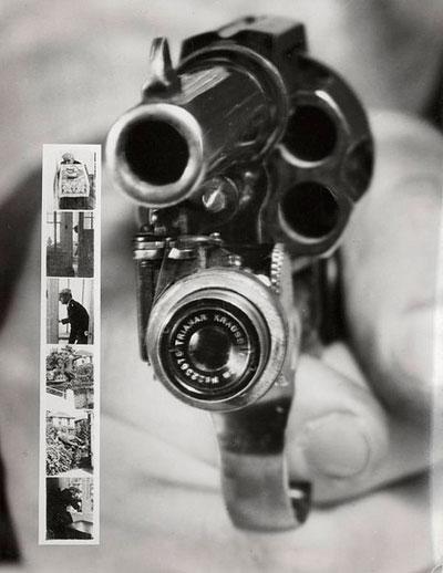 Уцелевшие снимки камеры-револьвера