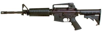 Карабин Colt M4
