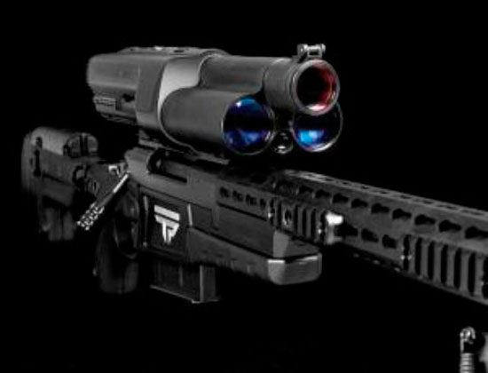 Precision Guided Firearm (PGF)