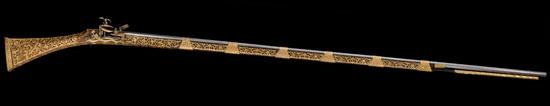 Уникальная коллекция оружия Смитсонского Института