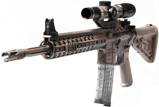 Paul Howe Tactical Carbine