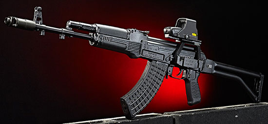 SAM7SF AK-47