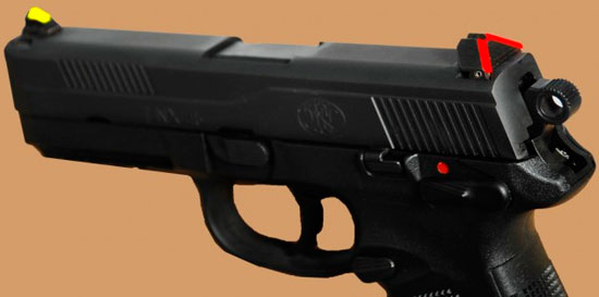 The Advantage Tactical FNS/FNX Pistols