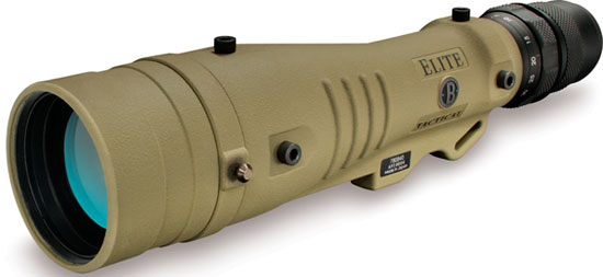 Bushnell Elite Tactical 8-40x 60mm Lightweight Modular Spotting Scope