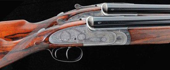 Лучшие британские ружья выставлены на продажу