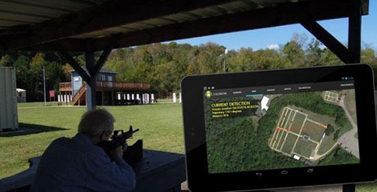 Приложение для смартфона, которое позволит определять местоположение снайпера