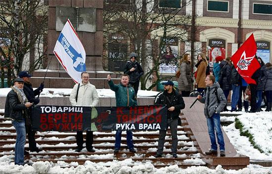В России число сторонников легализации оружия выросло на 9 процентов